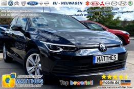 Volkswagen Golf 8 [Aktion] - Life   Handy-NAVI   WinterPak  3Z Klimaauto  LED