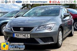 SEAT Leon GW - 1.2 TSI Reference  Bluetooth  Klimaanlage