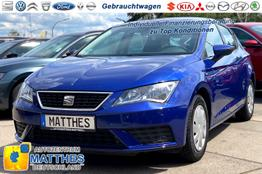 SEAT Leon GW - 1.2 TSI Reference  Bluetooth  Klimaanlage