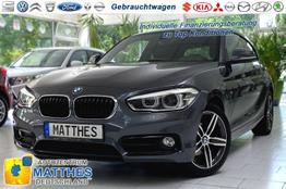 BMW 1er GW - i Sport Line  LED  8-Fach bereift  Navi
