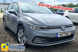 Volkswagen Golf 8 [Aktion]      Life: SOFORT  First Edition Handy-NAVIGATION  LED