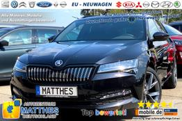 "Skoda Superb Kombi (MY2020)      Ambition :MY2020  Handy-NAVIGATION   LED  E-Heck  16"" Alu  PDC"