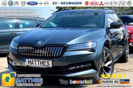 Skoda Superb Kombi - Active :NAVIGATIONSFUNKTION   WinterPak  LED  PDC  Klima