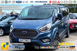 "Ford Tourneo Custom Shuttle Bus      Trend L2H1 :PDC v/h  LED Tag.  Tempomat  16"" Alu  Bluetooth"