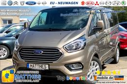 Ford Tourneo Custom Bus      Titanium L1H1: NAVIGATIONSFUNKTION   Pdc v/h  L&S-Pak  WinterPak