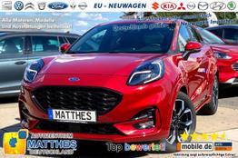 """Ford Puma (MY2020) - ST-Line :MY2020  NAVI  Parkhilfe  17"""" Alu"""