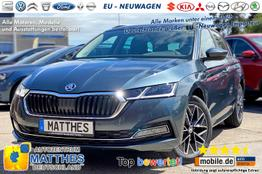 "Skoda Octavia Kombi [MY2020] (Aktion!) - AZM First Edition :MY 2020  NAVIGATIONSFUNKTION   Kessy  17""  LE"