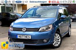 Volkswagen Touran GW - 2.0 TDI DSG Life  Pano  Navi  Xenon
