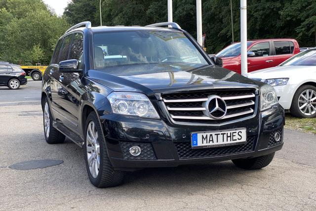 Gebrauchtfahrzeug Mercedes-Benz GLK-Klasse - CDI 4Matic 7G-TRONIC  AHK  19 ZOLL