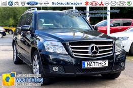 Mercedes-Benz GLK GW - CDI 4Matic 7G-TRONIC  AHK  19 ZOLL