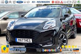 "Ford Puma      Titanium :NAVI  Parkhilfe  17"" Alu"