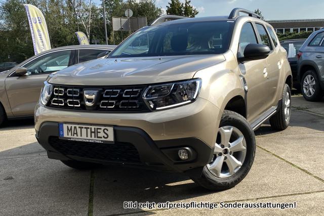 Bestellfahrzeug, konfigurierbar Dacia Duster - Comfort : Klima  Radio  Tempomat  NSW