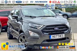Ford EcoSport      Cool & Connect :NAVI  Klimaauto  Parkhilfe  Tempomat  NSW