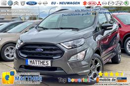 Ford EcoSport - Cool & Connect :NAVI  Parkhilfe  Klima  Tempomat  NSW