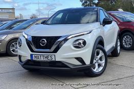 Nissan Juke - N-Connecta :SOFORT  NAVI  WinterPak  Klimaauto  Kessy
