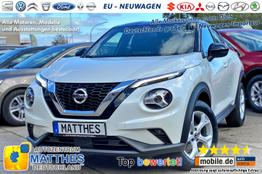 Nissan Juke - N-Connecta :MY2020  NAVIGATIONSFUNKTION   WinterPak  Klimaauto