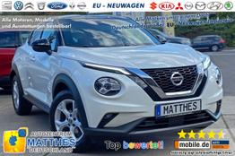 Nissan Juke (MY2020) - N-Connecta :MY2020  NAVI  TechPak  WinterPak  Klimaauto  Kessy