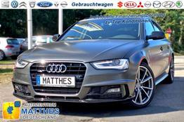 Audi A4 Avant GW - 3.0 TDI quattro s-tronic Ambition