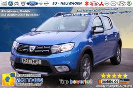 Dacia Sandero [MY2020] (Aktion!)      Stepway :SOFORT/ nur diese Woche / begrenzte Stückzahl