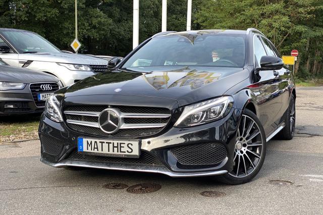 Gebrauchtfahrzeug Mercedes-Benz C-Klasse T-Modell - 4MATIC 7G-TRONIC AMG Line
