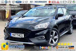 "Ford Focus Turnier [Aktion!]      Active :LED  NAVI  17""  Klimaauto  Kamera  KeyFree  PDC"