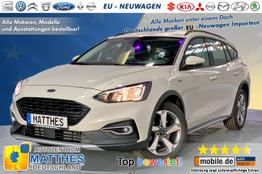 "Ford Focus Turnier [Aktion!]      Active X :LED  NAVI  17""  E-Heck  Klimaauto  Kamera  KeyFree PDC"
