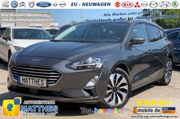 Ford Focus Turnier MY2020 [Aktion!]      Titanium X :LED  NAVI  E-Heck  Klimaauto  Kamera  KeyFree  PDC