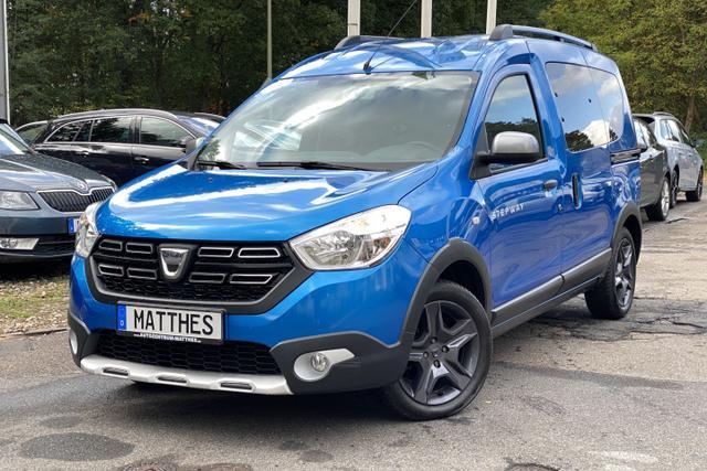 Gebrauchtfahrzeug Dacia Dokker - 1.2 TCe Stepway Celebration  NAVI AHK