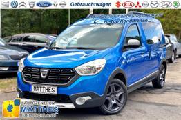 Dacia Dokker GW      1.2 TCe Stepway Celebration  NAVI AHK