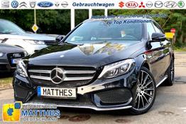 Mercedes-Benz C T-Modell GW - 4MATIC 7G-TRONIC AMG Line