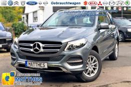 Mercedes-Benz GLE GW - d 9G-TRONIC  AHK SR WR 360° KAMERA