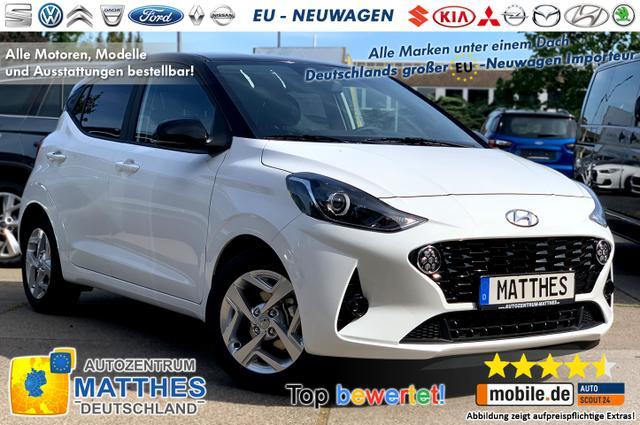 Vorlauffahrzeug Hyundai i10 - AZM Trend Edt.:SOFORT/ nur diese Woche / begrenzte Stückzah