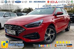 Hyundai i30 N-Line Limo (MY2021)      Premium :MJ21  NAVI  LEDER  LED  Winter  Totwinkel-Assist