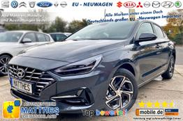 Hyundai i30 Fastback (MY2021) - AZM Trend Plus Edt.: NAVIGATIONSFUNKTION   Voll-LED  WinterPak