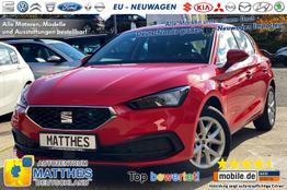 SEAT Leon 5D [MJ2021] - Style :MJ2021  NAVIGATIONSFUNKTION   LED  Klimaauto