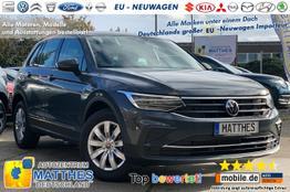 Volkswagen Tiguan Facelift 2021 (Aktion!)      AZM Life Edt.:MJ21  Handy-NAVIGATION   WinterPak  PDC v