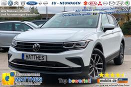 Volkswagen Tiguan Facelift 2021 (Aktion!) - Life :MJ21  Handy-NAVIGATION   LED  3Z Klimaaut.