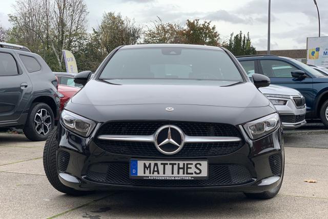 Gebrauchtfahrzeug Mercedes-Benz A-Klasse - 7G-DCT Progressive  LED NAVI LEDER