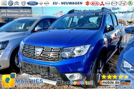 Dacia Sandero [MY2020] (Aktion!)      Stepway Comfort :Tempomat  KLIMA  Bordcomputer  Radio