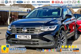 Volkswagen Tiguan Facelift 2021 - Elegance :MJ21  Handy-NAVIGATION   LED Matrix  18""