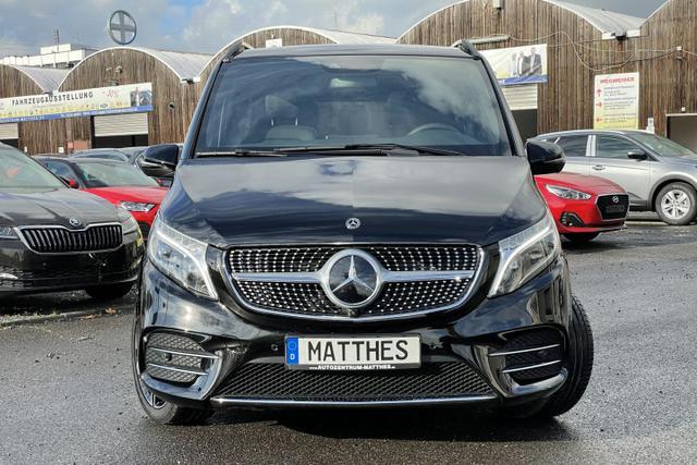 Vorlauffahrzeug Mercedes-Benz V-Klasse - AMG-Line : Burmeister  NAVI  360°  Totwinkel Assistent