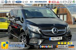 Mercedes-Benz V300      AMG-Line :ParkTronic  AHK  Totwinkel  360°