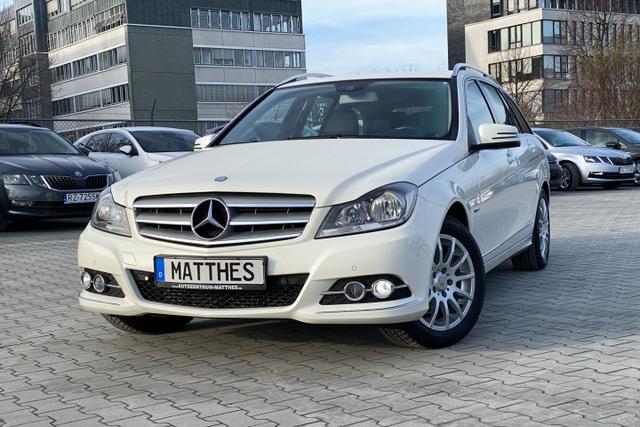 Gebrauchtfahrzeug Mercedes-Benz C-Klasse T-Modell - T CDI Avantgarde  PDC  TEILLEDER  NAVI