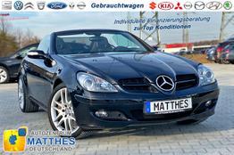 """Mercedes-Benz SLK GW - Kompressor Sport Edit.  18"""" ALU SHZ"""