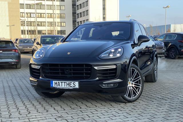 "Gebrauchtfahrzeug Porsche Cayenne - Turbo Tiptronic S AHK 21"" Alu ACC"