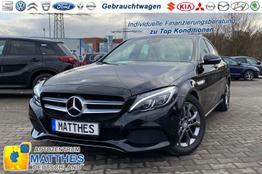 Mercedes-Benz C-Klasse Limo GW - C 200 7G-TRONIC Avantgarde