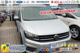 Volkswagen Caddy - AZM Comfortline Edt.:SOFORT/ nur diese Woche / begrenzte St