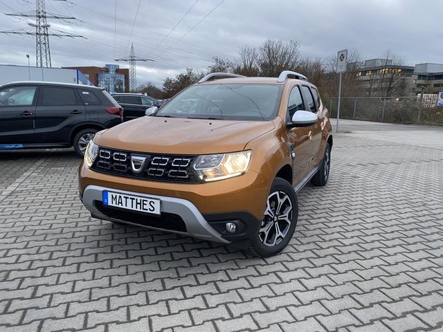 Gebrauchtfahrzeug Dacia Duster - TCe 130 2WD Comfort Totwinkel Kamera Keyless
