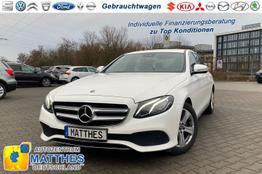 Mercedes-Benz E-Klasse Limo GW - E 220d 9G-Tronic Avantgarde WideScreen Navi Burmester Kamera