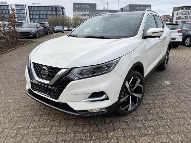Lagerfahrzeug Nissan Qashqai - Tekna :SOFORT/ nur diese Woche / begrenzte Stückzahl